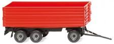 Wiking 038818 Landwirtschaftlicher 3a Anhänger rot