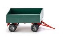Wiking 038839 Landwirtschaftlicher Anhänger grün
