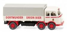 Wiking 042903 MB LP333 Pritsche/Pl. Dortmunder Union