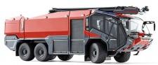Wiking 043049 Rosenbauer FLF Panther 6x6 FW
