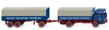 Wiking 043203 MB LP PHZ 7111 Transit Transporte