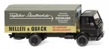 Wiking 043702 MB NG Pritschen-Lkw Nellen & Quack