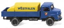 Wiking 043801 MB Kurzhauber m. Tank Westfalen