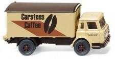 Wiking 044602 IH Loadstar Koffer Carstens Caffee
