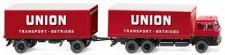 Wiking 045701 Hanomag Henschel KHZ Union Transport