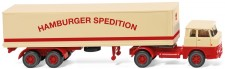 Wiking 051319 Henschel HS14 KSZ Hamburger Spedition