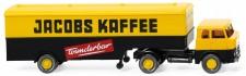 Wiking 051321 Henschel HS 14/16 KSZ Jacobs Kaffee