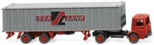 Wiking 052304 MAN F8 40ft C-SZ Sealand