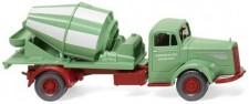 Wiking 053203 MB L6600 Betonmischer Transportbeton Gmb