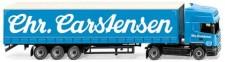 Wiking 053709 Scania R420 TL GP-SZ Sped. Chr. Carstens