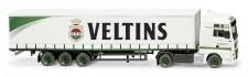 Wiking 053710 MAN TGX E6c KSZ Veltins
