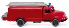Wiking 061002 Magirus S3500 FW Spritzenwagen