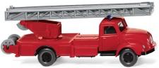 Wiking 062002 Magirus S3500 Drehleiter Feuerwehr