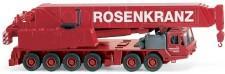 Wiking 063204 Grove TM 1100 E Autokran Rosenkranz
