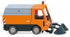 Wiking 065704 Hako Citymaster 1750 Kehrmaschine orange