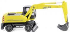 Wiking 066103 Atlas 2205M Mobilbagger zinkgelb