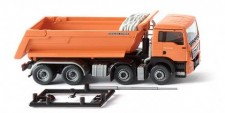 Wiking 067448 MAN TGS E6 Muldenkipper (4a) orange