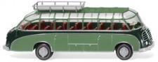 Wiking 073002 Setra S8 Reisebus dunkelgrün/resedagrün
