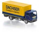 Wiking 077428 Control87: MAN TGL Pritschen/Pl. Dachser