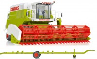 Wiking 077834 Claas Mähdrescher Commandor 116 CS