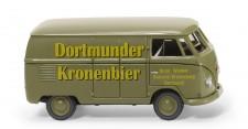 Wiking 078854 VW T1a Kasten Dortmunder Kronenbier