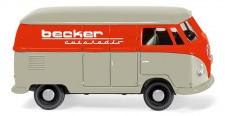 Wiking 078857 VW T1a Kasten Becker Autoradio
