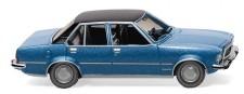 Wiking 079604 Opel Commodore B laserblau