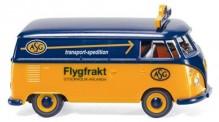 Wiking 079713 VW T1/2c Kasten ASG