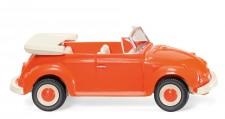 Wiking 080209 VW 1302 Käfer Cabrio orange