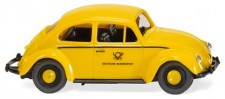 Wiking 081010 VW Käfer 1200  Deutsche Post