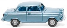 Wiking 082303 Borgward Isabella Limousine eisblau