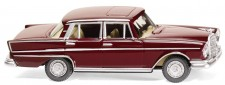 Wiking 082409 MB 300 SE Limousine weinrot
