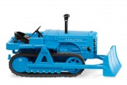 Wiking 084436 Hanomag K55 Raupenschlepper hellblau