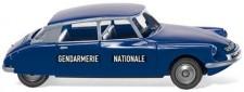 Wiking 086433 Citroen ID19 Gendarmerie