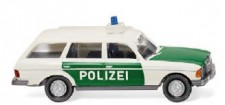 Wiking 086441 MB 250 T-Modell (W123) Polizei
