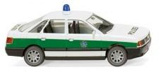 Wiking 086443 Audi 80 Lim. Polizei Bayern