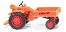 Wiking 089941 Fendt Geräteträger orange