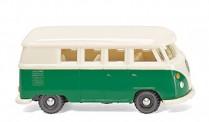 Wiking 093204 VW T1/2b Bus creme/grün