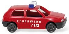 Wiking 093405 VW Golf III - Feuerwehr