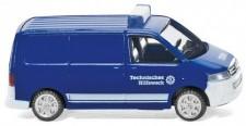 Wiking 093803 VW T5 GP Kasten THW