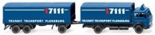 Wiking 094006 MB NG PHZ Transit Transport