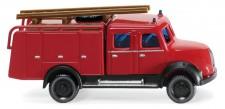 Wiking 096139 Magirus LF16 Feuerwehr