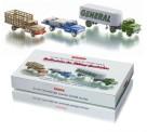 Wiking 099070 Set: Die Chevrolet Lkw Klassiker