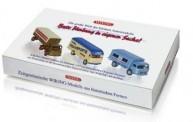 Wiking 099090 Modellset: Alte Wiking Marken