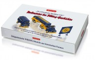 Wiking 099092 Set Spedition ASG