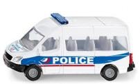 Siku 080600100 Polizei Transporter Frankreich