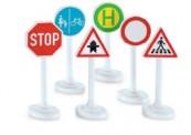 Siku 0857 Verkehrszeichen