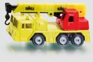 Siku 1326 Mobilkran gelb/rot