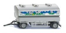 Siku 1972 Anhänger für Milchsammelwagen