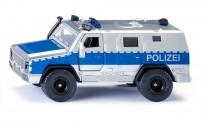 Siku 2304 Rheinmetall MAN  Survivor R Polizei